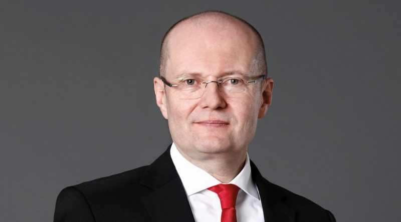 Ulrich Nass nuovo CEO di NSK Europe