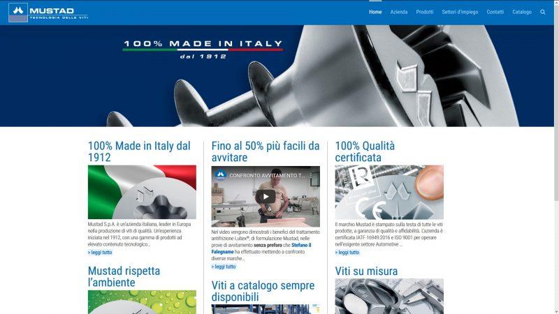 """Mustad aggiorna il sito, ora ancora più completo e """"navigabile"""""""