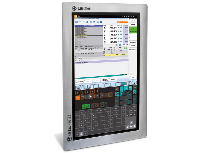 OST22 Operator Smart Touch – DElectron