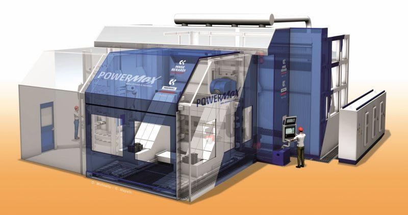 PowerMax, il gruppo Camozzi sfida titanio e alluminio
