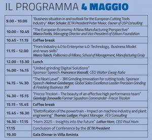 Programma ECTA 2018