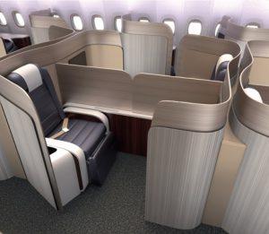 Prototipo virtuale cabina aereo