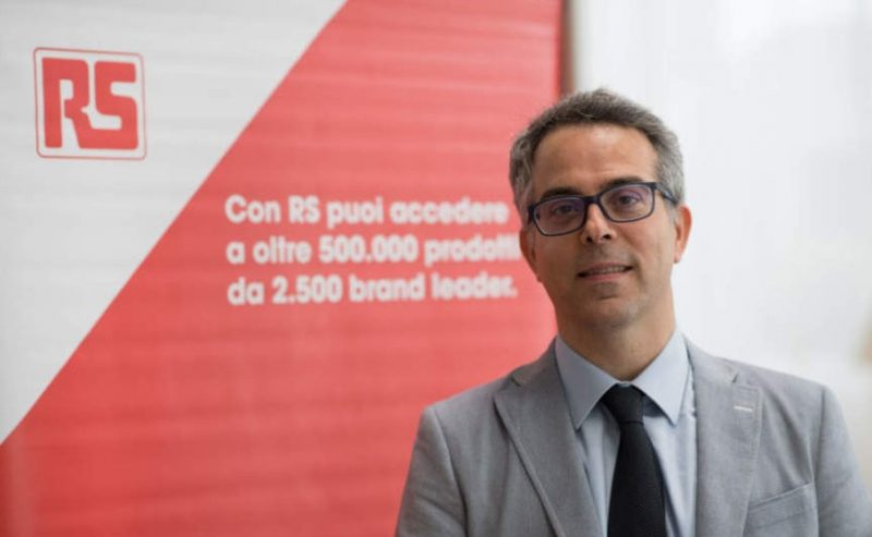 RS Components, Diego Comella country manager per l'Italia