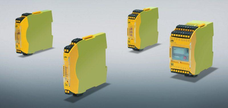 RS Components presenta la gamma completa di moduli di sicurezza macchine Pilz