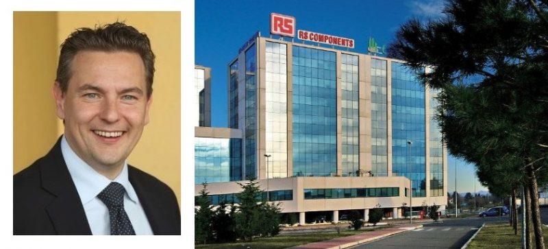 RS Components Italia, Marco Beltramo Head of Sales