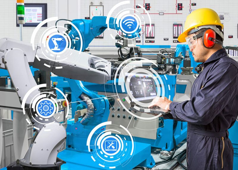 R+W, macchine CNC e Industria 4.0
