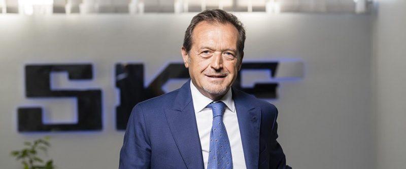 Aldo Cedrone è il nuovo amministratore delegato di SKF Industrie S.p.A.