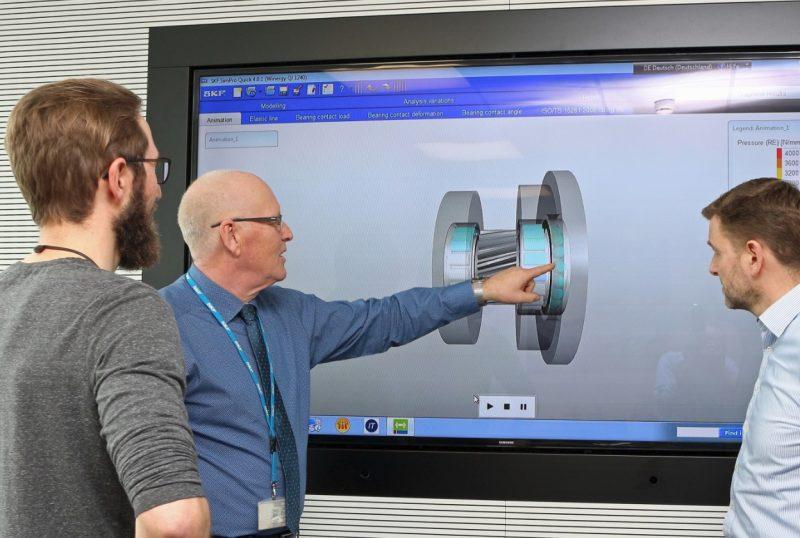 Trasmissioni elettriche per l'Industria 4.0 con SKF e Romax Technology alla prima conferenza eDSIM