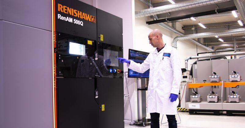 Sandvik AM certificata ISO 13485:2016 per il medicale nello stabilimento delle polveri di titanio