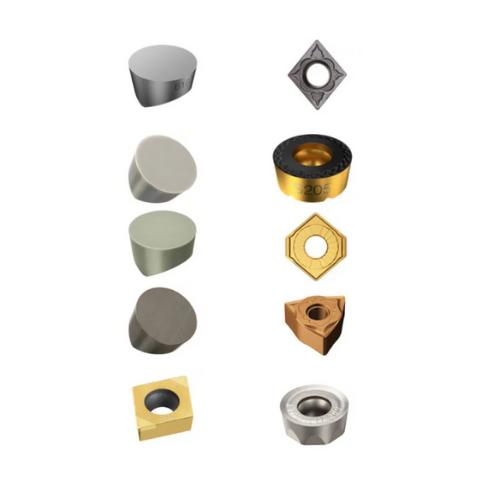 Inserti per tornitura su titanio – Sandvik Coromant