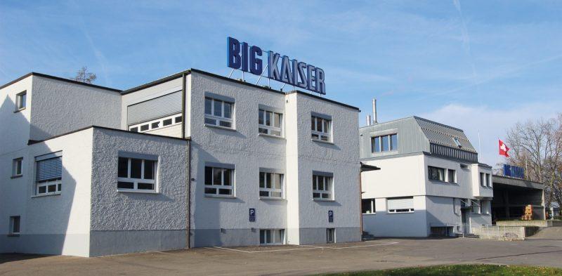 Big Kaiser, garantite produzione, consulenza e assistenza