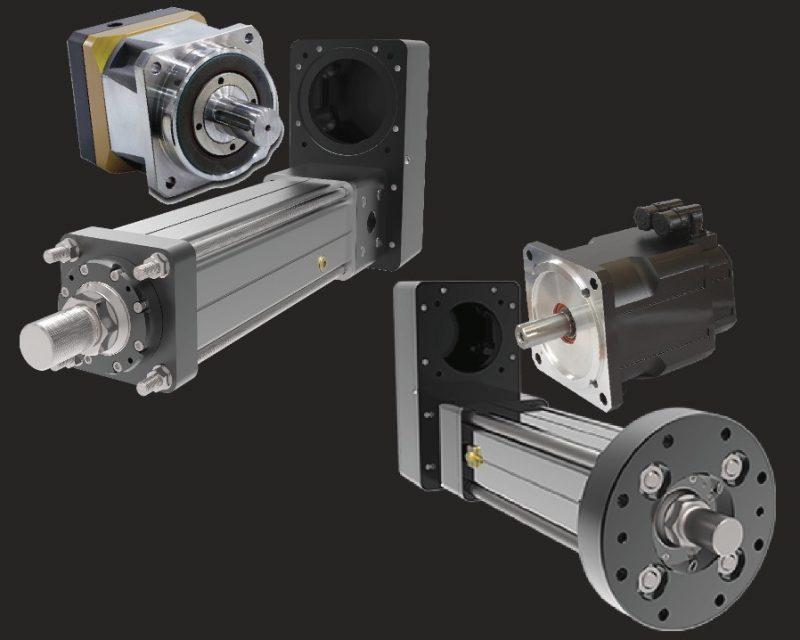 Nasce Assign, il nuovo programma di assemblaggio di motori su attuatori Exlar