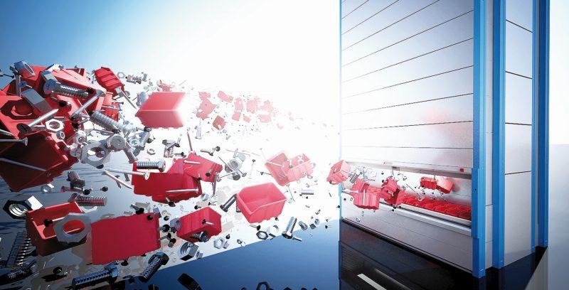 Le soluzioni Kardex Remstar in Bi-MU 2018