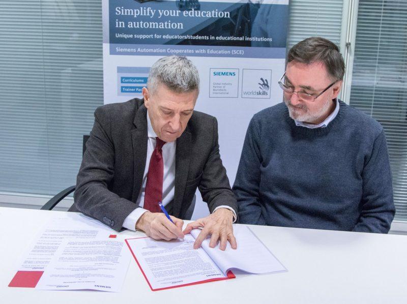 Siemens Italia e CNOS-FAP insieme per la formazione dei professionisti del futuro