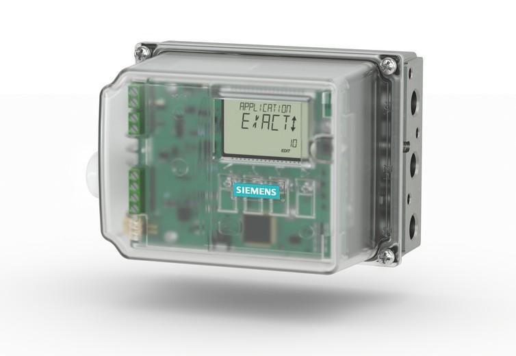 Siemens estende il proprio portfolio di posizionatori elettropneumatici con due nuovi Sipart