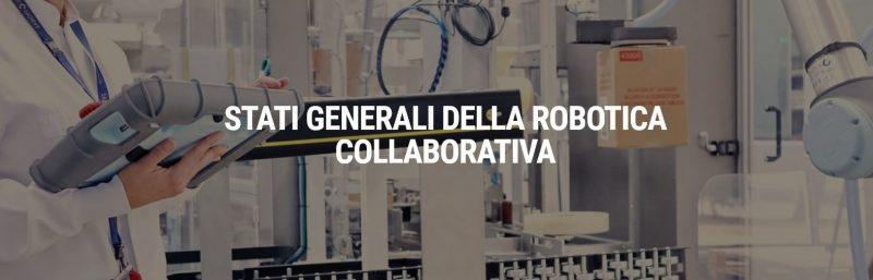Stati Generali della Robotica Collaborativa, la prima edizione registra un pieno successo
