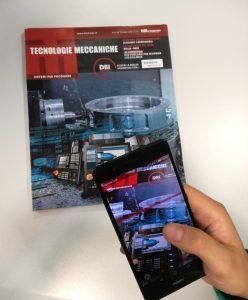 Tecnologie Meccaniche Realtà Aumentata DBI