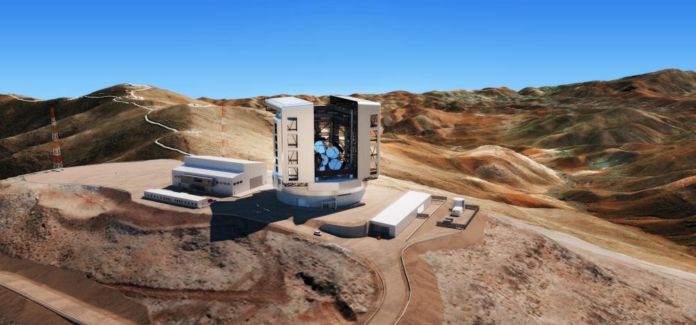 Ingersoll e GMTO insieme per il primo gigantesco telescopio terrestre di nuova generazione