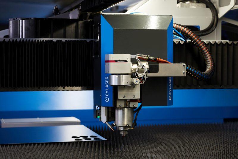 CY-FAST MARK, marcatura laser con testa galvanometrica da CY-Laser