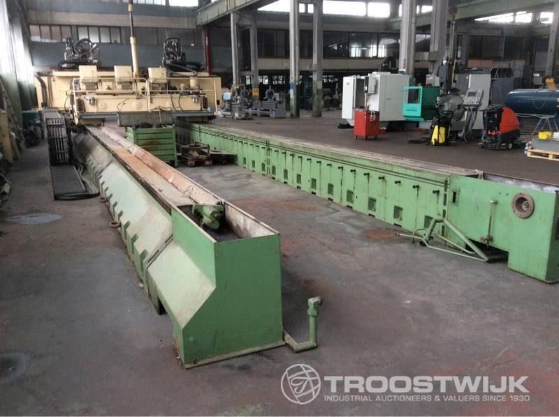 Macchinari per la lavorazione del metallo, 78 lotti all'asta con Troostwijk