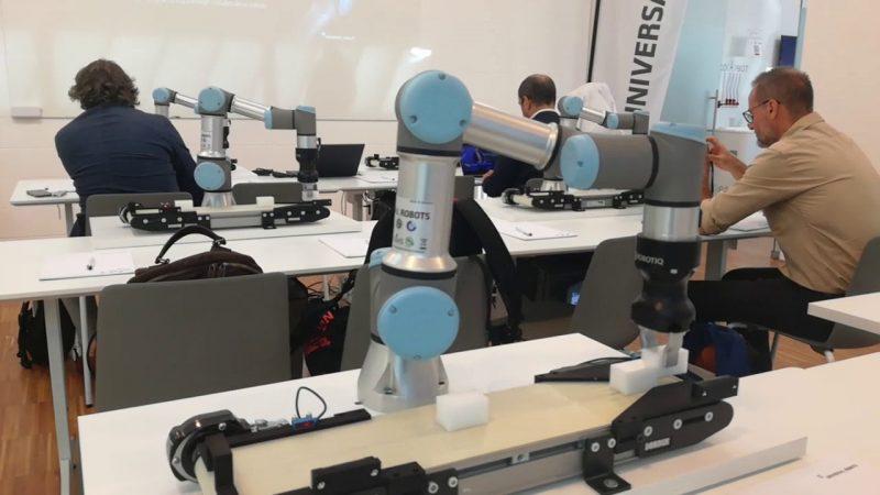 Universal Robots, l'automazione è collaborativa per le industrie del Piemonte