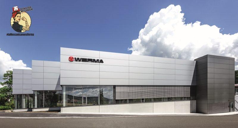 Werma è operativa in tutto il mondo