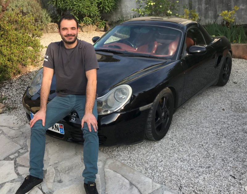 Weerg 3D Printing Project Award 2019, vince un designer Porsche