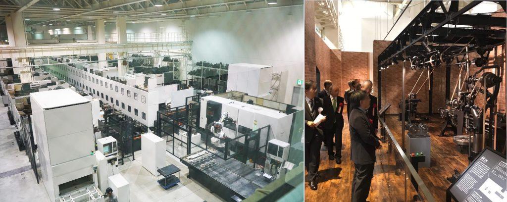 Yamazaki Mazak apre in Giappone il Museo dedicato alle Macchine Utensili