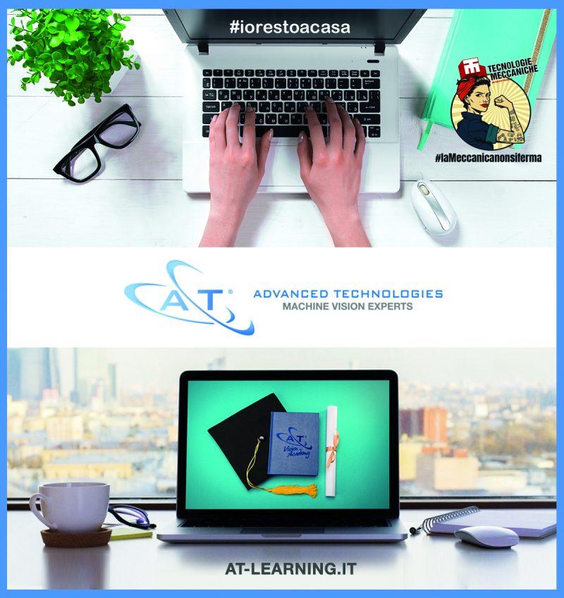 Machine Vision: e-Learning gratuito con Advanced Technologies