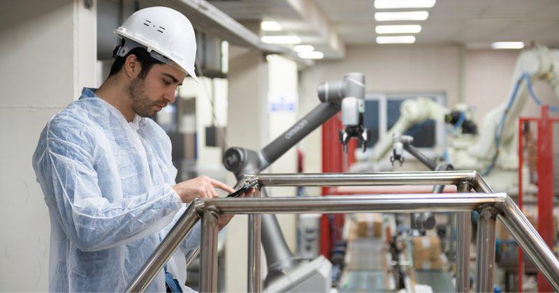 Automazione nell'industria alimentare: flussi di lavoro assistiti dai robot