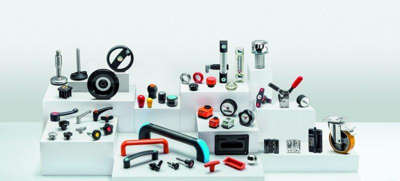 Elesa: progettare e produrre componenti in polimeri e metallo