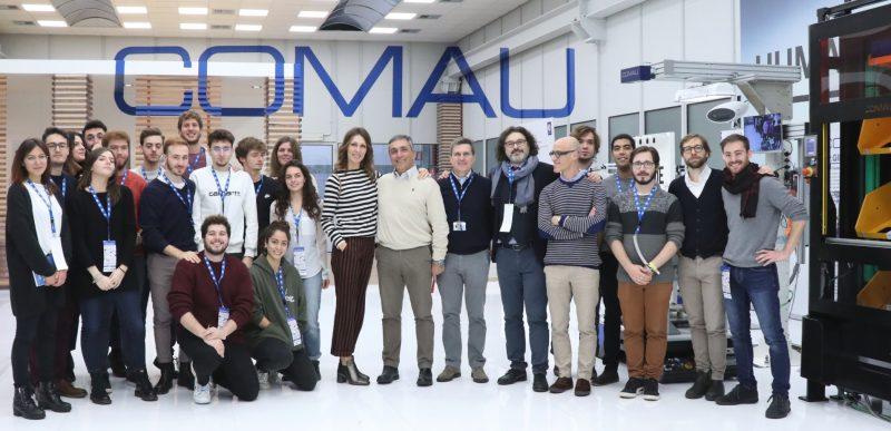 Comau e l'IAAD insieme per sviluppare il design dei cobot del futuro