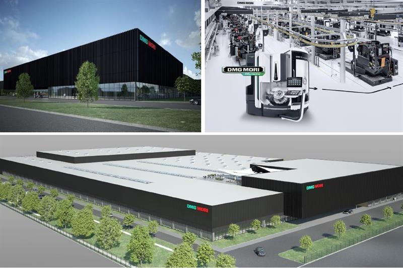 DMG Mori rafforza la presenza in Cina e prepara una nuova fabbrica di fresatrici a 5 assi