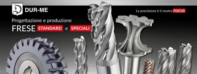 """60 anni di produzione utensili da taglio e tornitura """"made in Italy"""""""