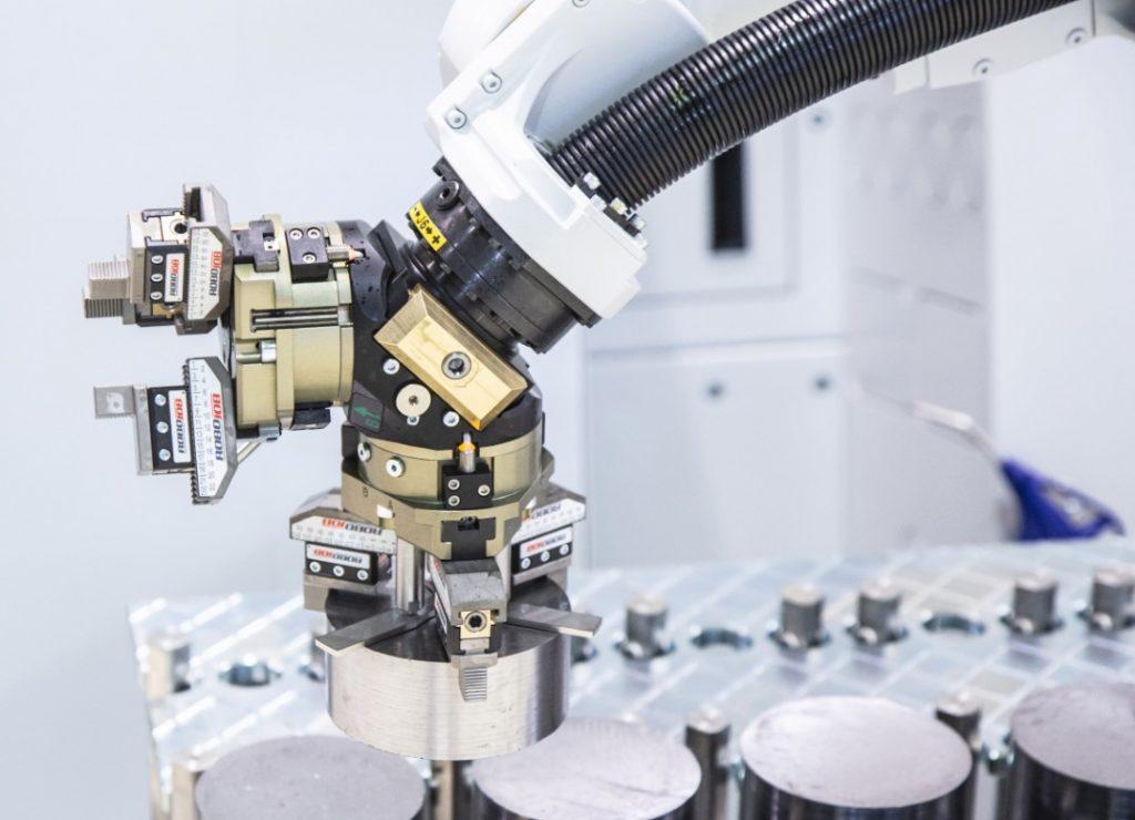 HyperTurn 45 G3, un centro di lavoro dinamico, intelligente e completamente automatizzato