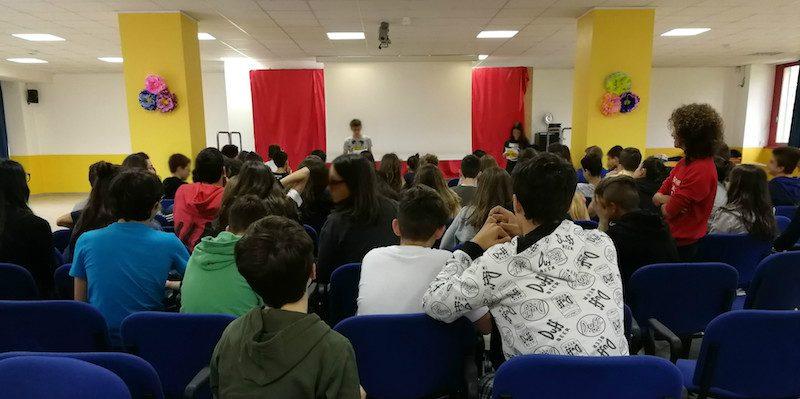 Fanuc Italia premia gli studenti in visita ad Arese (MI)