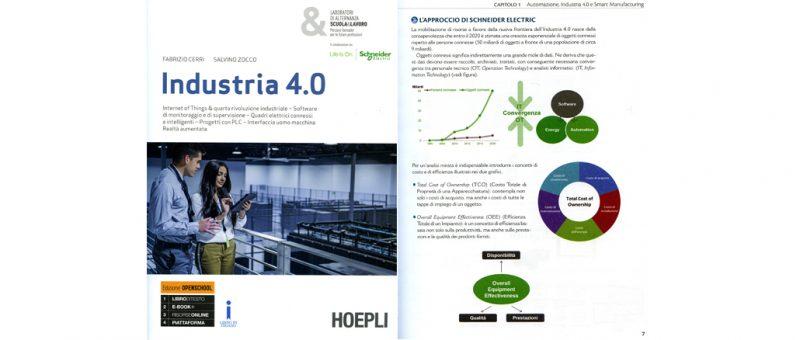 Schneider Electric e Hoepli insieme, per la trasformazione delle competenze