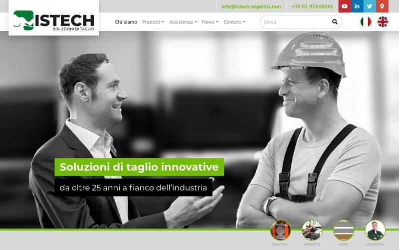 ISTech, un nuovo sito per comunicare meglio