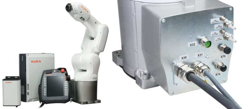 Kuka, il robot compatto KR 4 Agilus garantisce prestazioni ovunque