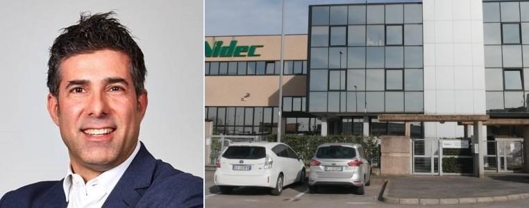 Nidec Control Techniques, Biagio Scalone nuovo Business Leader in Italia