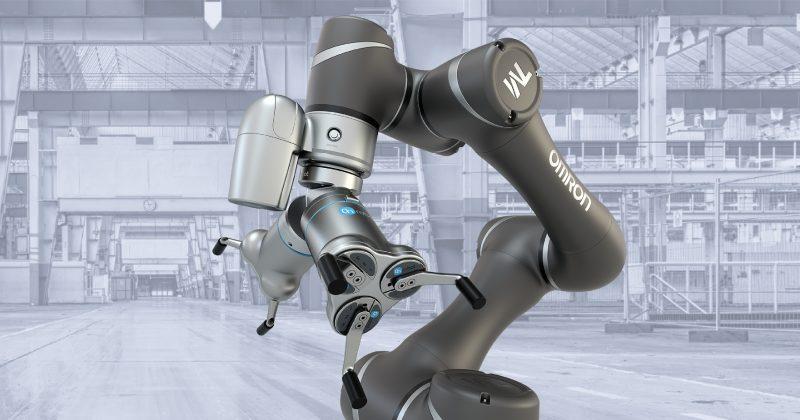 Omron stringe un accordo con OnRobot per una scelta più vasta di robot collaborativi