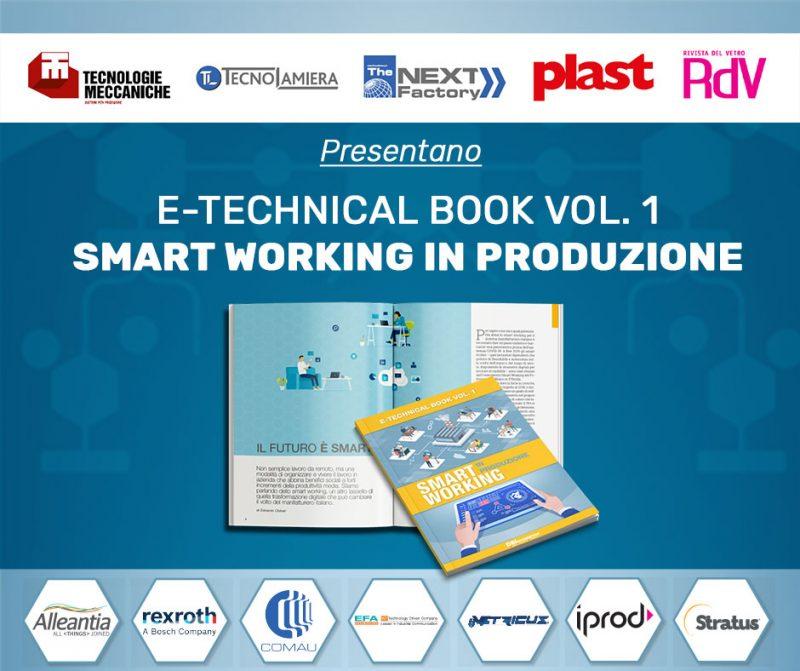 Smart working in produzione, la guida completa