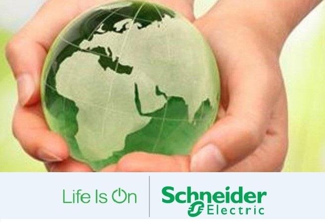 """Schneider Electric rafforza l'impegno per diventare azienda a """"zero emissioni"""" entro il 2030"""