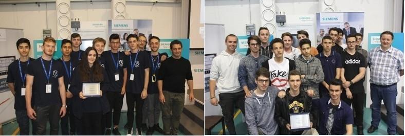 Soluzioni di Industria 4.0 tra i vincitori delle Olimpiadi dell'Automazione 2018