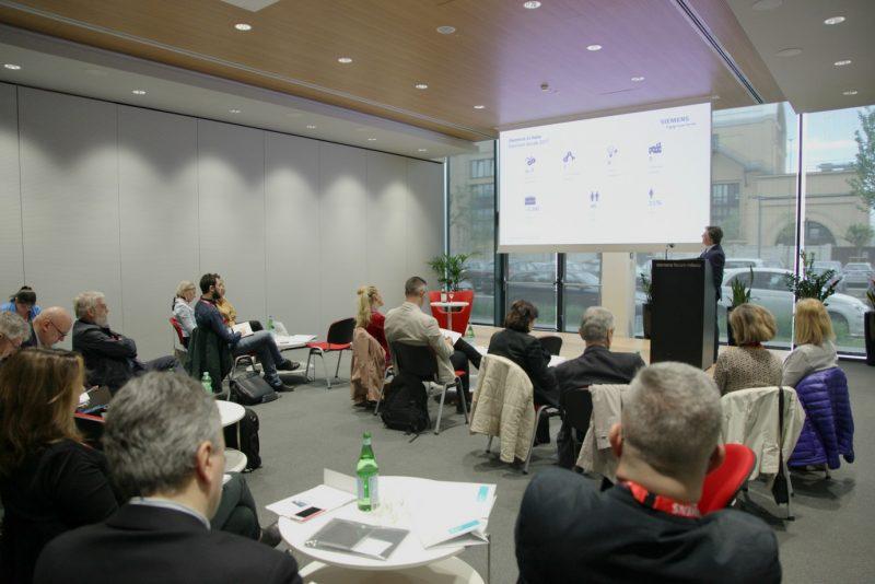 Trasformazione digitale dell'industria: passare dall'idea alla realtà con Siemens