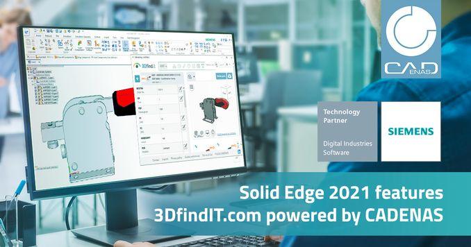 Siemens presenta Solid Edge 2021