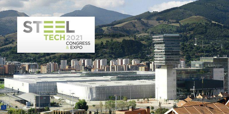 Steel Tech 2021, Congress & Expo a Bilbao il 19-21 ottobre