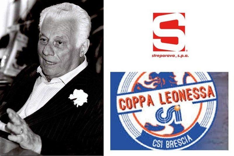 Dedicata a Gino Streparava la Coppa Leonessa organizzata dal CSI Brescia