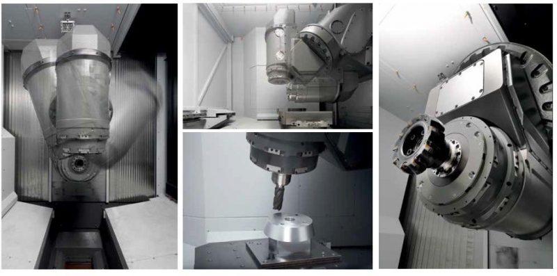 Centro di lavoro a 5 assi: l'innovativa soluzione ToyodaFH630SX-5A