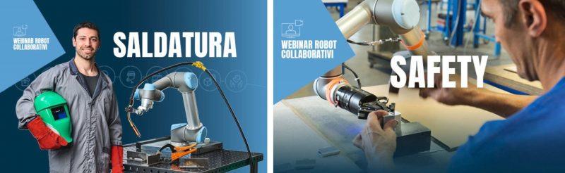 Universal Robots, un programma di consulenza e formazione a portata di clic